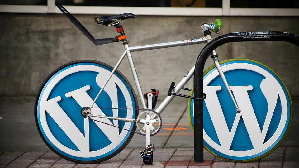 Cycle with WordPress wheels
